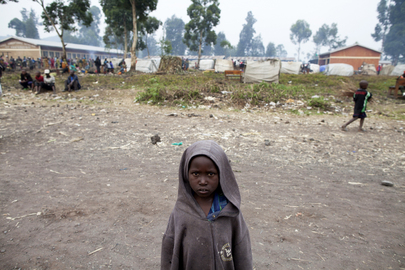 Displaced Residents of Eastern DRC Take Refuge in Outskirts of Goma
