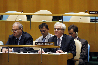 General Assembly Adopts Resolution Calling for End of Violence in Syria