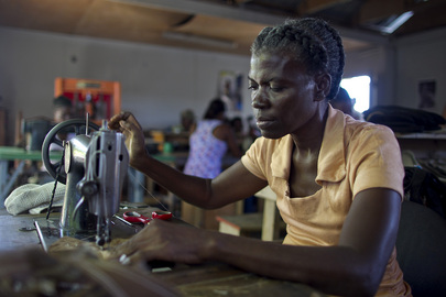 MINUSTAH Helps Create Employment Opportunities in Haiti