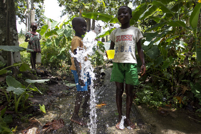 Improving Access to Clean Drinking Water in Haiti