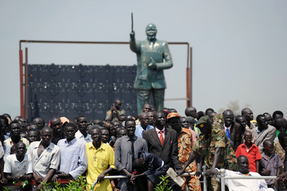 South Sudan Celebrates First Anniversary of the Country's Independence