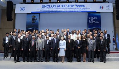 Conference Commemorating the 30th Anniversary of UN Convention on the Law of the Sea
