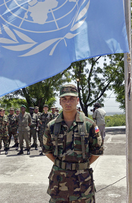 United Nations Stabilization Mission Opens in Haiti