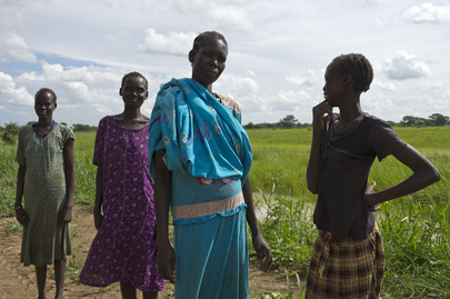 Residents of South Sudan Cope With Aftermath of Heavy Rains