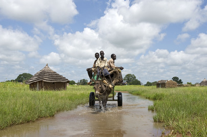 Residents of South Sudan Cope With Aftermath of Heavy Rain