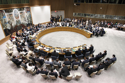 Security Council Meets at Ministerial Level on Humanitarian Situation in Syria