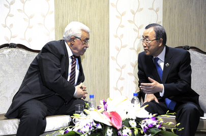 Secretary-General Visits Iran