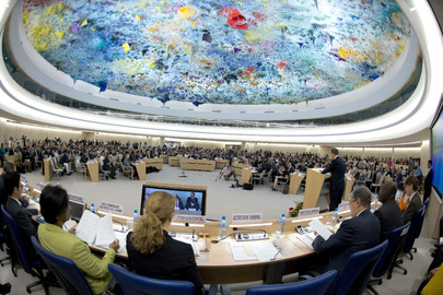 Opening of 21st Session of Human Rights Council