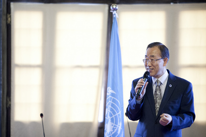 Senior UN System Officials Hold Two-day Retreat in Turin