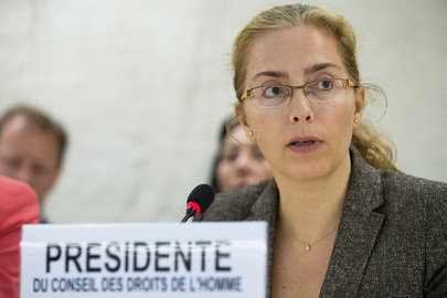 Human Rights Council Meets on Syria