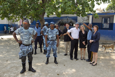 Assistant Secretary-General for Human Rights Visits Haiti