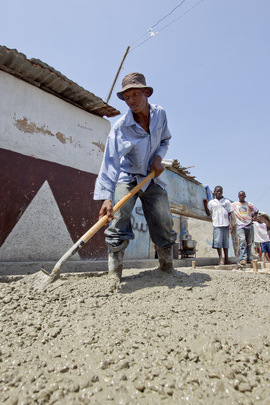 UN and IOM Launch Community Rehabilitation Project on Port-au-Prince Waterfront