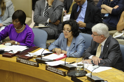 Security Council Considers Children and Armed Conflict