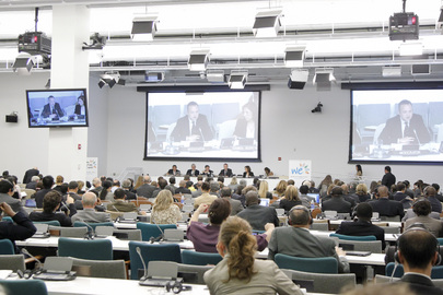 "ECOSOC Discusses Role of Sustainable Development in ""The Future We Want"""