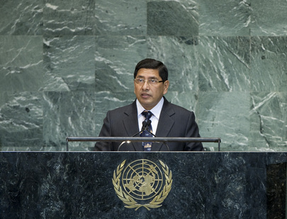 General Assembly Holds High-Level Meeting on the Rule of Law