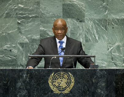 Prime Minister of Lesotho Addresses Assembly's High-level Meeting on Rule of Law