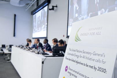 "High-level Meeting on ""Sustainable Energy for All"""
