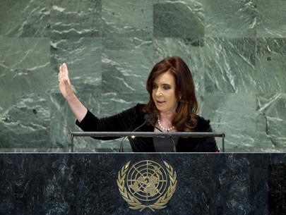 President of Argentina Addresses General Assembly