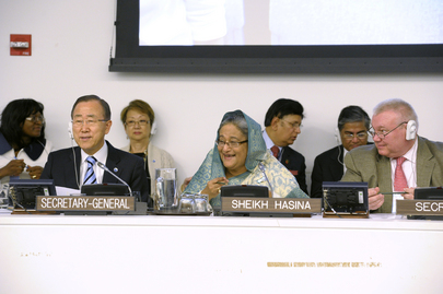 High-Level Event on Peacebuilding