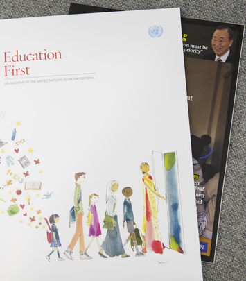Launch of Secretary-General's Global Initiative on Education