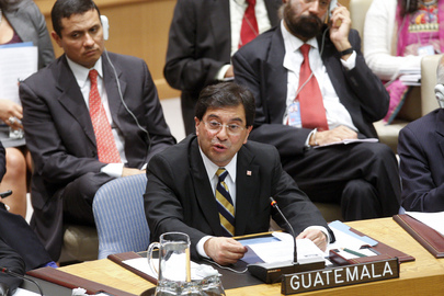 Security Council Meets on Peace and Security in Middle East