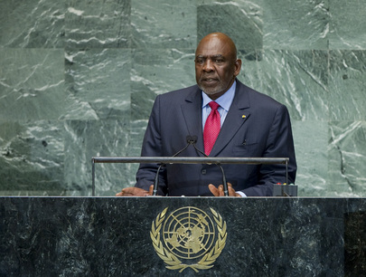 Prime Minister of Mali Addresses General Assembly