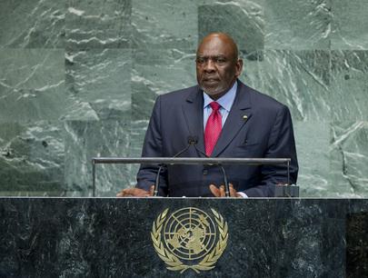 H.E. Mr.Modibo Diarra