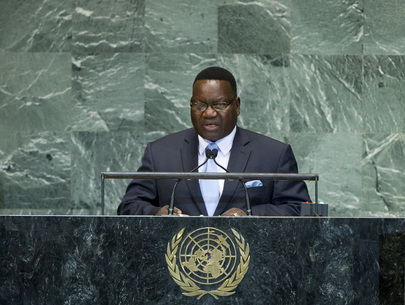 Foreign Minister of Central African Republic Addresses General Assembly