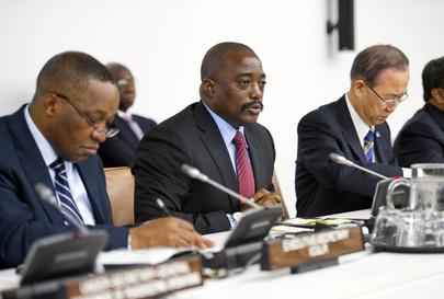High-level Event on Democratic Republic of Congo