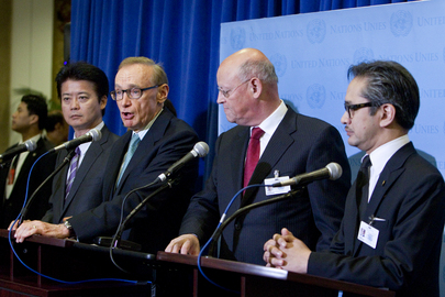 Media Briefing on Comprehensive Nuclear-Test-Ban Treaty (CTBT)