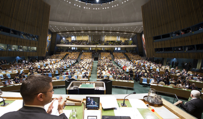 Resumption of General Assembly's 67th General Debate