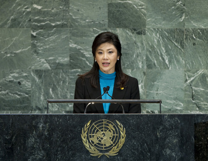 Prime Minister of Thailand Addresses General Assembly