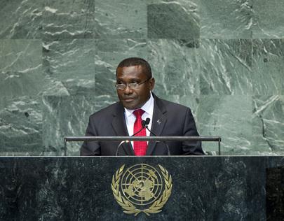 Prime Minister of Solomon Islands Addresses General Assembly
