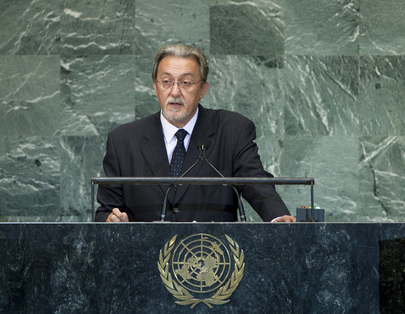Foreign Minister of Montenegro Addresses General Assembly