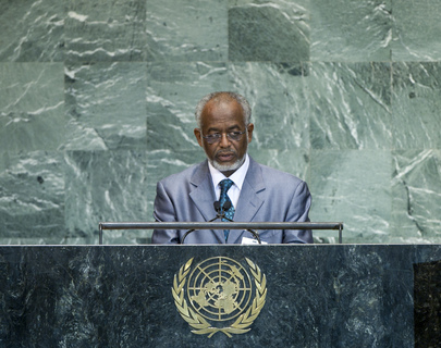 Foreign Minister of Sudan Addresses General Assembly
