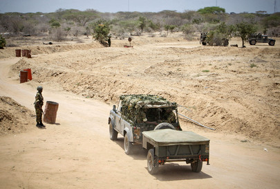 A.U. Forces Advance on Shabaab in Somalia's Kismayo Area
