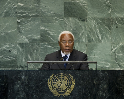 Permanent Representative of Angola Addresses General Assembly
