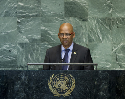 Minister for Foreign Affairs of Suriname Addresses General Assembly
