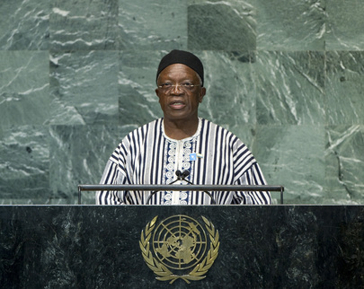 Minister for Foreign Affairs of Sierra Leone Addresses General Assembly