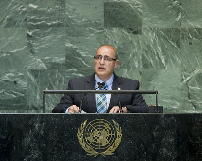 Vice Foreign Minister of Ecuador Addresses General Assembly