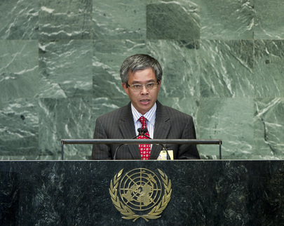 Deputy Foreign Minister of Viet Nam Addresses General Assembly