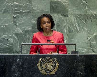 Permanent Representative of Grenada Addresses General Assembly