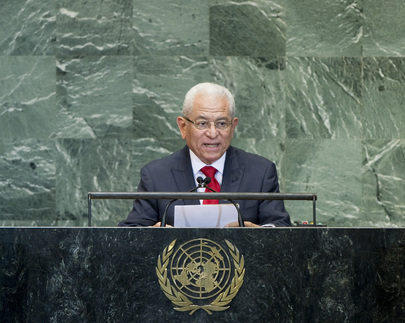 Permanent Representative of Venezuela Addresses General Assembly