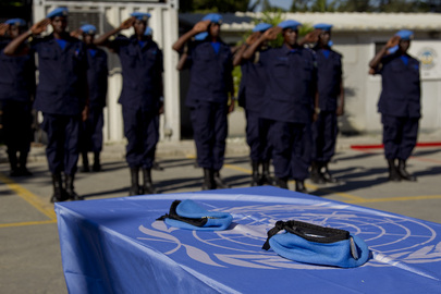 Memorial Event for Two Rwandan Peacekeepers of MINUSTAH