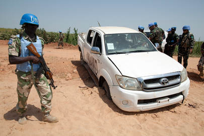 Nigerian Peacekeepers Killed in West Darfur Ambush