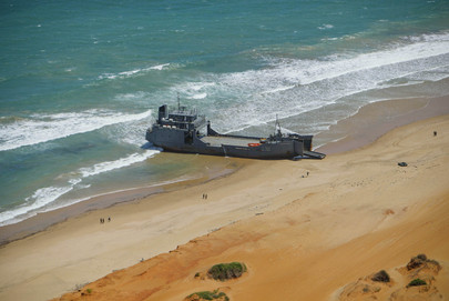 Kenyan Forces in Kismayo, South Somalia