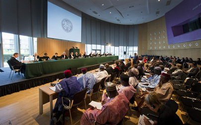 World Court Opens Public Hearings in Frontier Dispute Between Burkina Faso and Niger