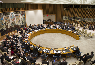 Security Council Extends Authorization for ISAF in Afghanistan