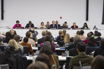 High-Level Panellists Speak on Ending Child Marriage