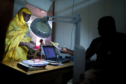 UNAMID Conducts Medical Check-Ups in East Darfur